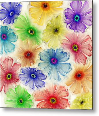 Flowers For Eternity Metal Print