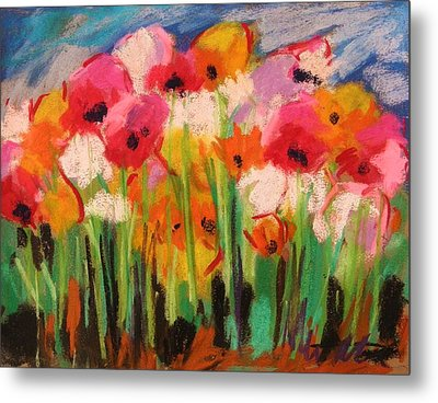 Flowers Metal Print by John Williams
