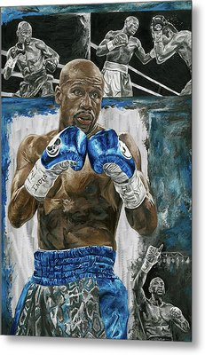 Floyd At His Finest Metal Print by David Courson
