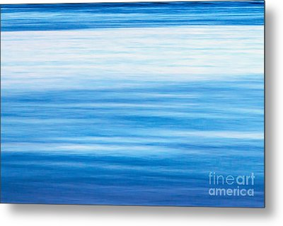 Fluid Motion Metal Print by Az Jackson