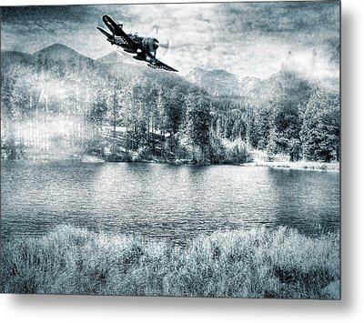 Fly Boy Metal Print