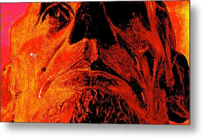 Force Of Character Metal Print