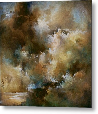 Force Of Nature Metal Print by Michael Lang