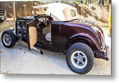 Ford Coupe Metal Print by Shannon Harrington