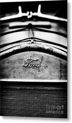Ford Made In Usa  Metal Print