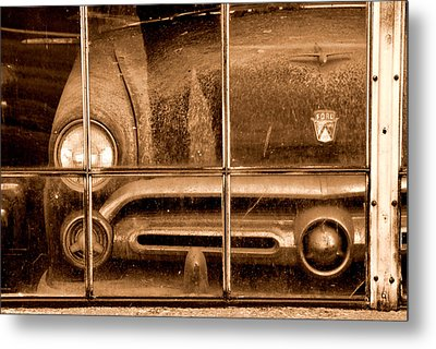 Metal Print featuring the photograph Forever Ford by Al Swasey