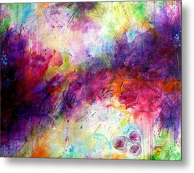 Forever Is A Long Time Metal Print by Tracy Bonin