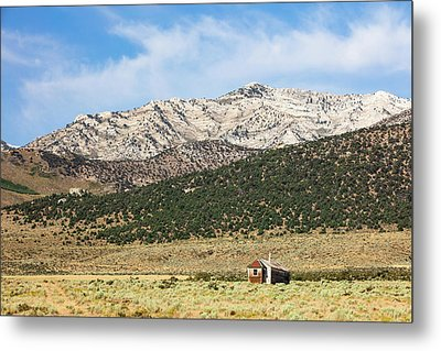 Forgotten Home Metal Print by Todd Klassy