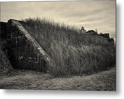 Fort Taber No. 1 Metal Print