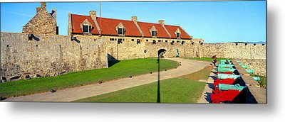 Fort Ticonderoga, Lake Champlain, New Metal Print