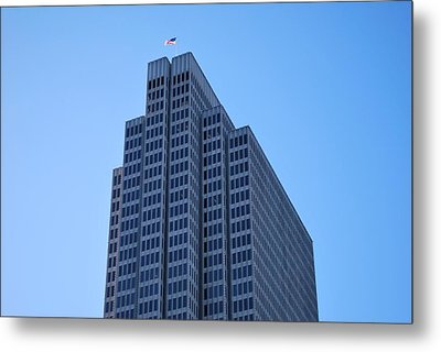 Four Embarcadero Center Office Building - San Francisco Metal Print