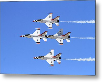 Four Mation Metal Print by Shoal Hollingsworth