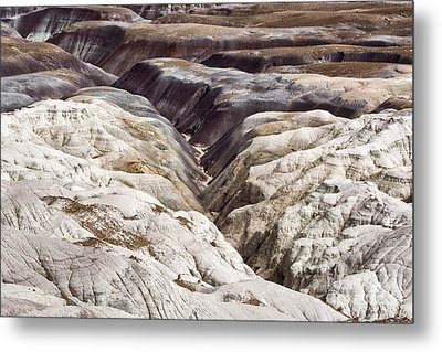Metal Print featuring the photograph Four Million Geologic Years by Melany Sarafis