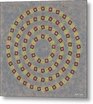 Fourcircles - Pa Metal Print