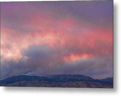 Fourmile Canyon Fire Image 90 Metal Print by James BO  Insogna