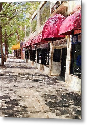 Fourth Avenue Metal Print