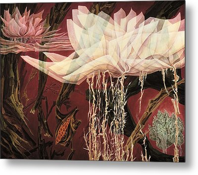 Fragility Metal Print by Charles Cater