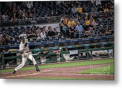 Francisco Cervelli Metal Print