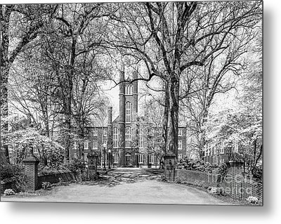 Franklin And Marshall College Manning Alumni Green  Metal Print by University Icons