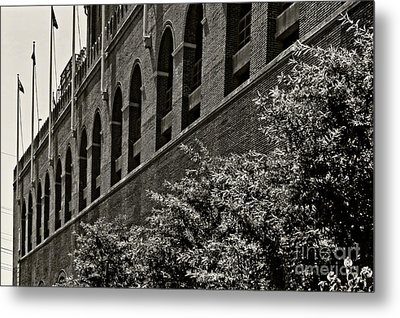Franklin Field Metal Print by Tom Gari Gallery-Three-Photography