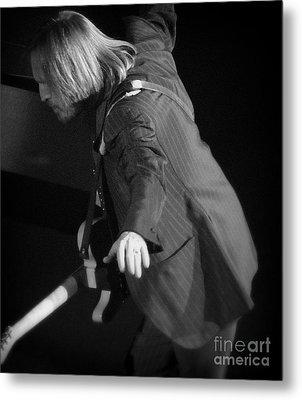 Free Fallin' - Tom Petty Metal Print by J J  Everson
