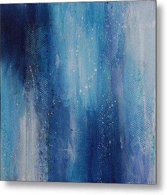 Freezing Rain #1 Metal Print