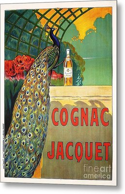French Cognac - Jaquet Metal Print by Roberto Prusso