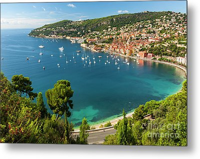 French Riviera Metal Print by Elena Elisseeva