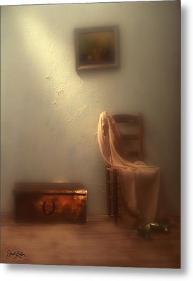 Fresh Light Metal Print by Jack Eadon