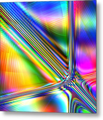 Freshly Squeezed Metal Print by Andreas Thust