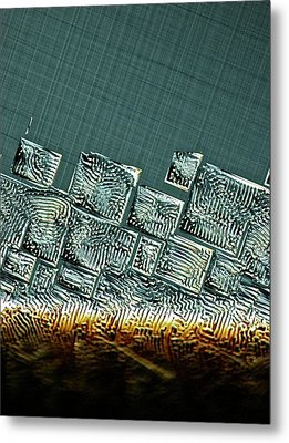 Freyag Metal Print by Sheep McTavish