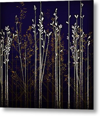 From The Grass We Creep Metal Print