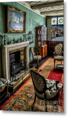 From The Past Metal Print by Adrian Evans