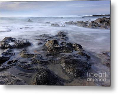 From The Rocks Metal Print