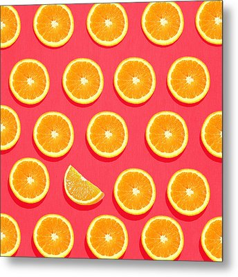 Fruit 2 Metal Print by Mark Ashkenazi