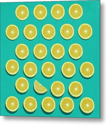 Fruit  Metal Print by Mark Ashkenazi