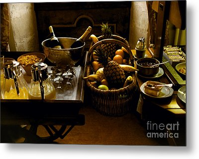 Fruits Of France Metal Print by Madeline Ellis