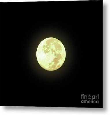 Full Moon August 2014 Metal Print