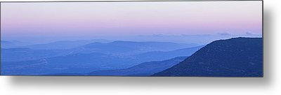 Galilee Mountains Sunset Metal Print by Yoel Koskas