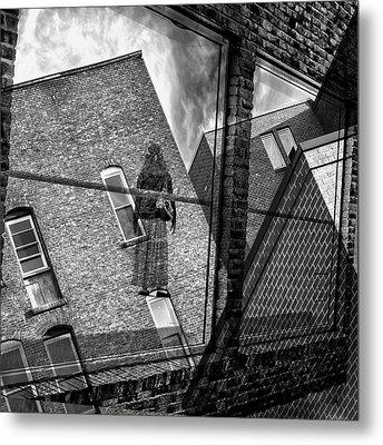 Gallery Noir Metal Print