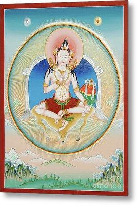 Garab Dorje Metal Print