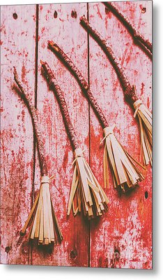 Gathering Of Evil Witches Still Life Metal Print by Jorgo Photography - Wall Art Gallery
