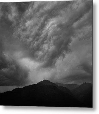 Gathering Storm Metal Print by James Clancy