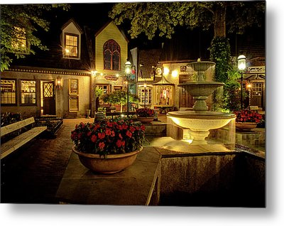 Gatlinburg 2 Metal Print by Mike Eingle