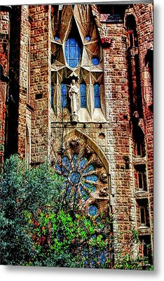 Gaudi Barcelona Metal Print by Tom Prendergast