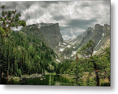 Gem Lake Metal Print