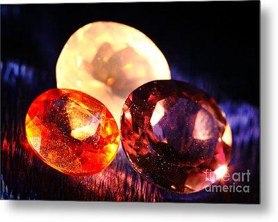 Gems Metal Print by Gaspar Avila