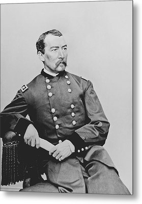 General Phil Sheridan Metal Print