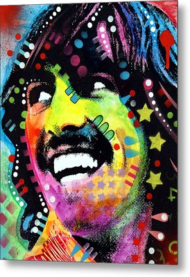 George Harrison Metal Print by Dean Russo