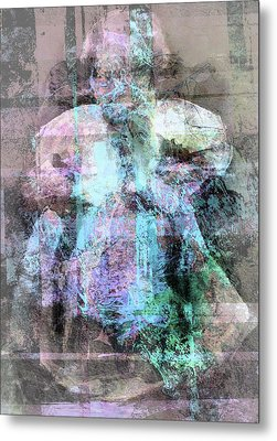 Ghost Of A Child Metal Print